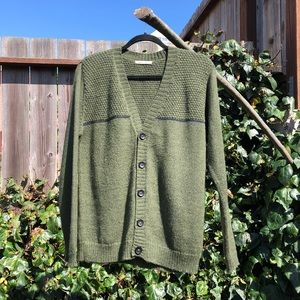Marine Layer Men's Cardigan / Sweater Size M